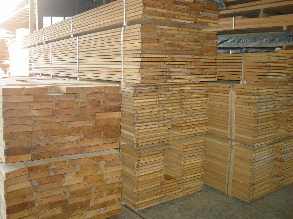 Teak lumber and moulding at st angelo hardwoods inc